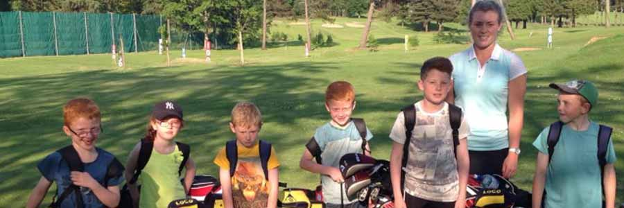 Junior Golf Development Programme for February / March