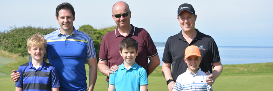 Photos from the US Kids 2018 North of Ireland Summer Tour Championship - Ballycastle