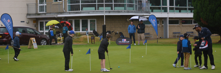 U.S. Kids North of Ireland Summer Tour tees it up at Massereene