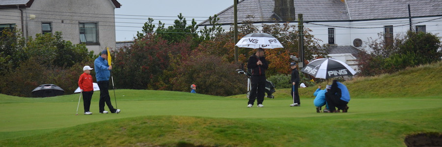 Photos from the US Kids 2019 North of Ireland Fall Tour - Donaghadee Golf Club