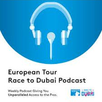 European Tour Race to Dubai Golf Podcast